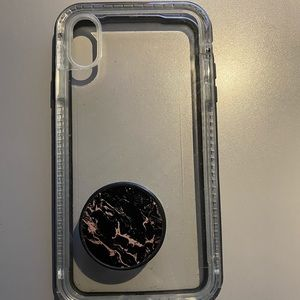 Life proof case iPhone XS Max used